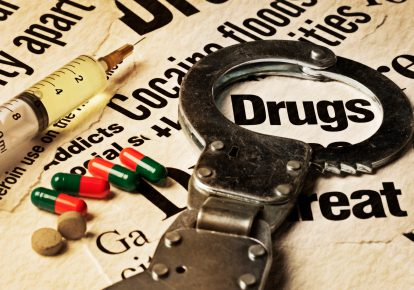 Thesis on drugs and crime