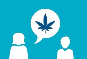 Marijuana vs. Alcohol: What to Say to Your Teen graphic