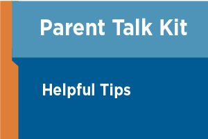 Parent Talk Kit