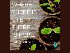 Ron Grover Where There Is Life There Is Hope