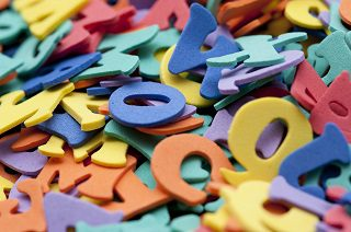 alphabet letters acronyms for addiction and treatment