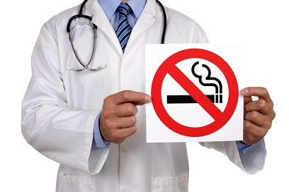 doctor no smoking
