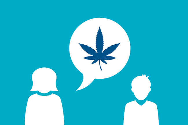 Marijuana Talk Kit graphic