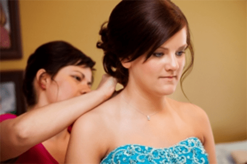 Prepping for Prom