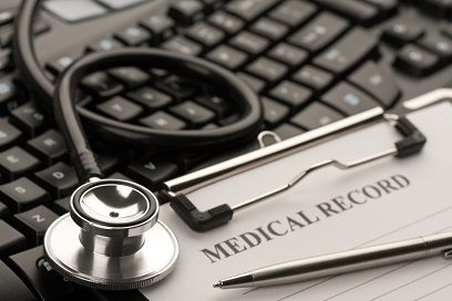 Medical records - addiction is a medical disease