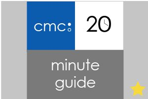 20 minute guide logo