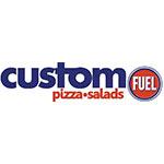 Custom Fuel Pizza & Salads logo