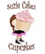 Suzie Cakez Cupcakes logo