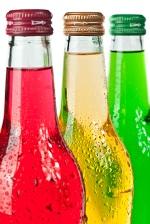 alcopops bottles