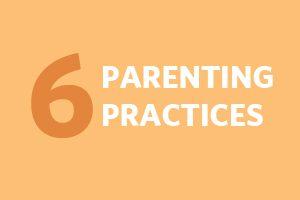 6 parenting practices logo