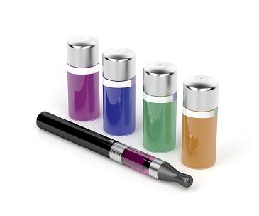 e-cigarette and e-liquids