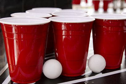 beer pong, college drinking, alcohol