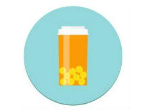 pill bottle prescription stimulants