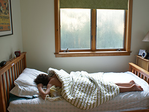 teen sleeping not enough sleep too much stress