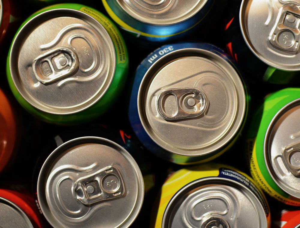 caffeine in soda beverages - drug