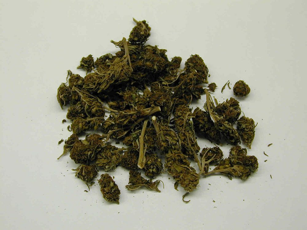 marijuana - loose