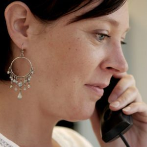 telephone-support helpline parent and parent coaching