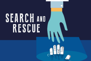 Search and Rescue for healthcare providers