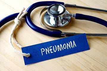 pneumonia stethoscope