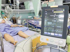 ICU hospital ER