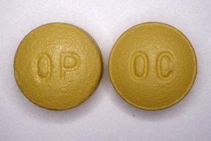 OxyContin, oxycodone, pills