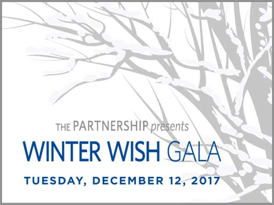 Winter Wish Gala 2017 - Supporting families struggling with substance use