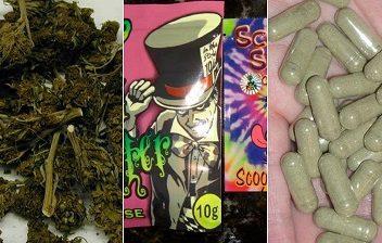 marijuana k2 spice kratom