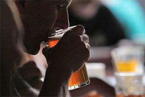 binge drinking college alcohol