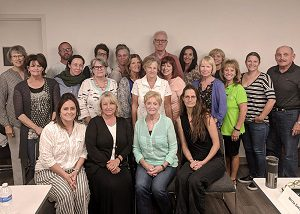 Parent Coach Training Photo at USARA Salt Lake City in June 2018