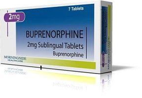 buprenorphine Suboxone