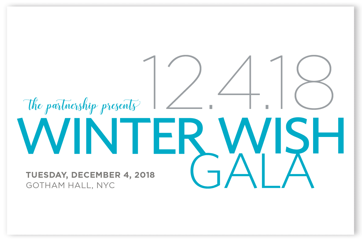 The Partnership Winter Wish Gala 2018