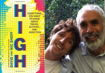 High - book by David Sheff and Nic Sheff