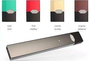 juul e-cigarette vaping