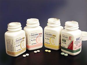 OxyContin bottles